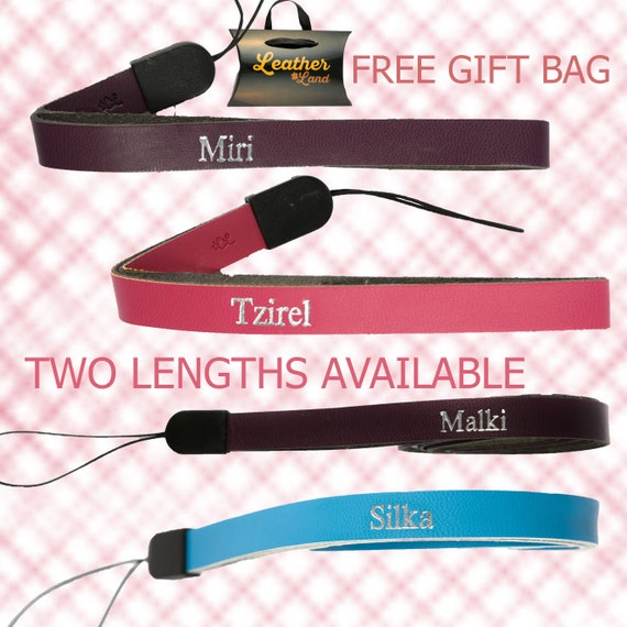 NEW PERSONALISED LANYARD NECK STRAP MOBILE PHONE KEYS PASS HOLDER ALL COLOURS