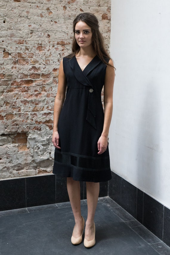 1960's Little black dress