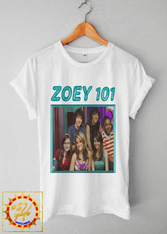 Zoey 101 T Shirt Unisex Zoey 101 Clothing Unisex Zoey 101 Design Hot Item Inspired Zoey 101 Tees