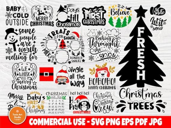 Christmas SVG Bundle, Funny Christmas Shirt Svg