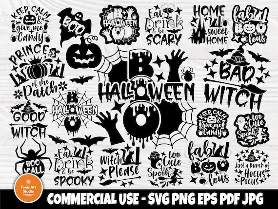 Hocus Pocus SVG Bundle, Halloween Svg, Fall Shirts