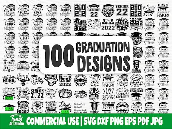 Graduation SVG, Class of 2022 Svg, Senior 2022 Svg