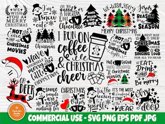 Christmas SVG Bundle, Funny Svg Designs, Shirt Svg