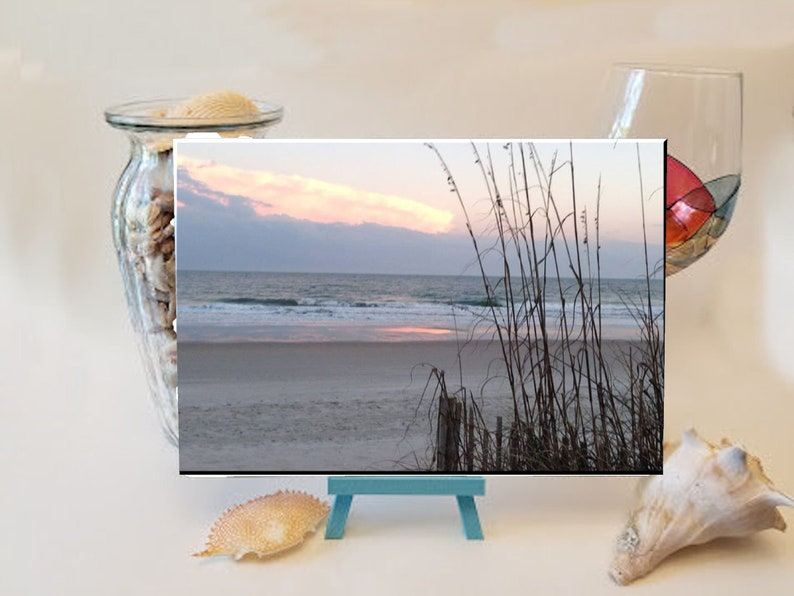 A View from the Dunes Cutting Board image 0