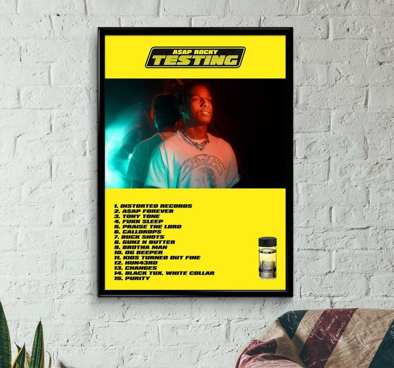 asap rocky testing full album download