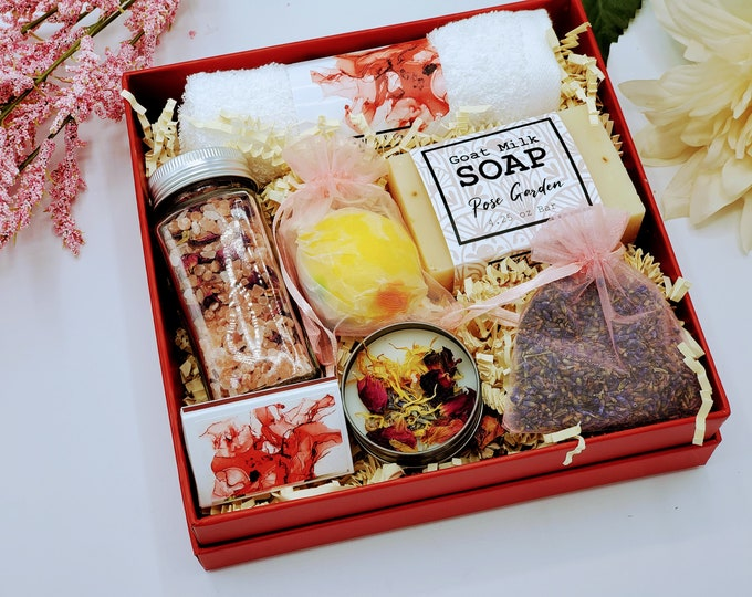 Mom Gift for Mothers Day, Mothers Day Gift Box, Mothers Day Gift Ideas - MDGB001