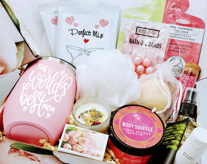 Mother's Day Gift Box, Mom Gift, Mothers Day Gift for New Mom, Mothers Day Gift Box, Gift for Mom, Mothers Day Gift Idea - MDGB003