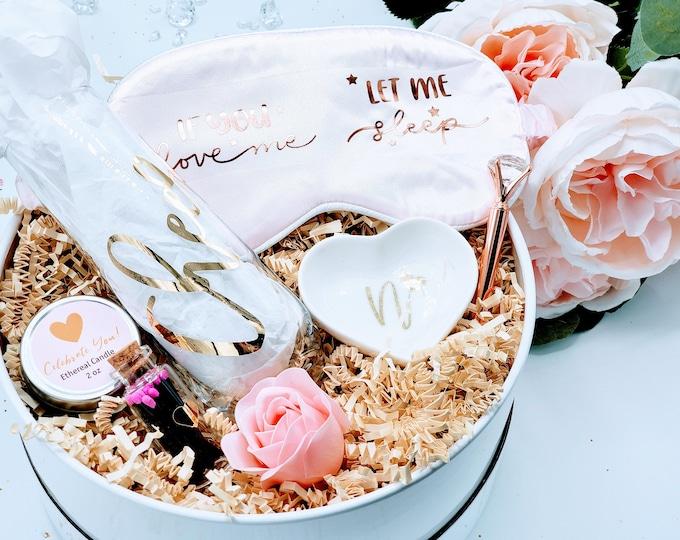 Bridesmaid Proposal Gift Box, Bridesmaid Gifts, Bridesmaid Proposal Will You Be My Bridesmaid Box Set, Bridesmaid Gift Box Set - BMPSB003