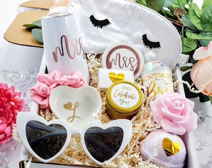 Gift for Bride, Bridal Shower Gift, Engagement Gift, Future Mrs Gift, Engagement Party Gifts for Bride, Gift Set, Gift Box  - BG01