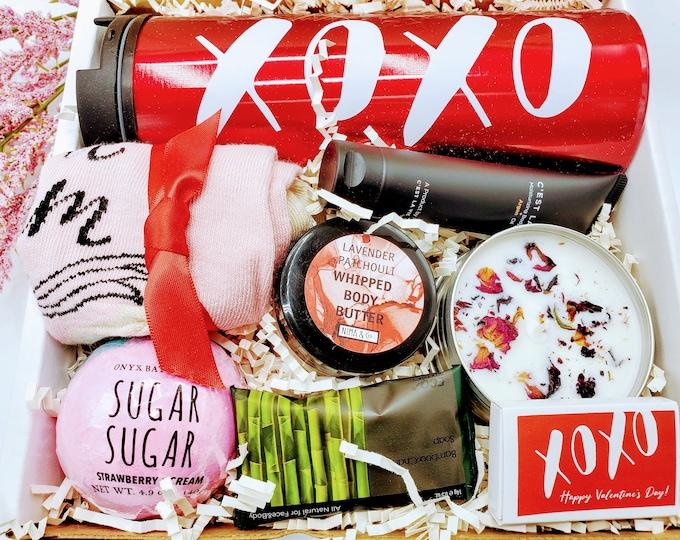 Birthday Gift For Her, Happy Birthday Box For Best Friend, Birthday Gift Box for Women, Birthday Gift, Gift Box, Gift Basket - BDGB007