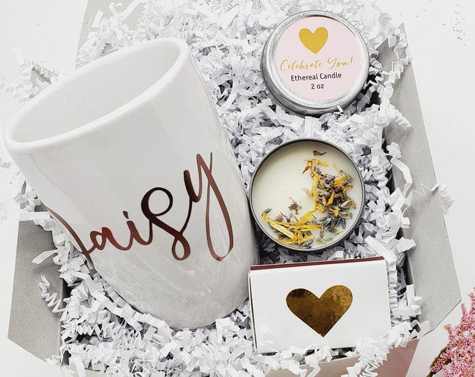 Mothers Day Gift Box, Gift Basket for Mom, Birthday Gift Box for Mom, Coffee Mug Mothers Day Gift Box, Best Friend Gift Gift Basket -MDGB007