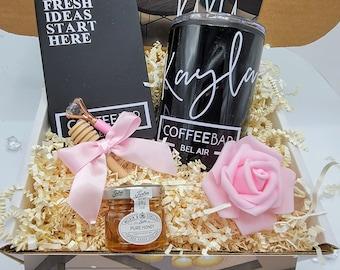 Employee Gift Box, Welcome to the Team Gift Box, Corporate Logo Gift, New Employee Gift, Corporate Gift Idea, Custom Logo - NTMB002