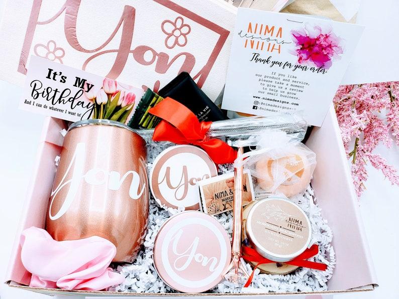 Birthday Gift Box for Women Birthday Gift Friend Gift image 0
