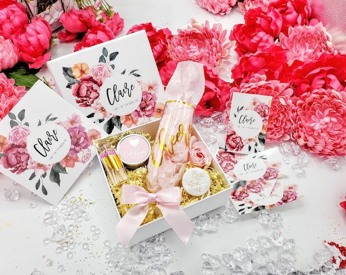 Maid Of Honor Proposal, Bridesmaid Proposal Box, Will You Be My Bridesmaid Gift Box , Bridesmaid Gift Box, Bridesmaid  Gift Set - BMPB005