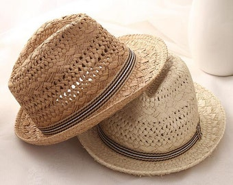 Summer Women Sun Hats    Sweet Colorful Tassel Balls    men Straw hats     Girls Vintage Beach Panama Hats    Chapeau Feminino Fedoras Jazz 38d8f0f1f82