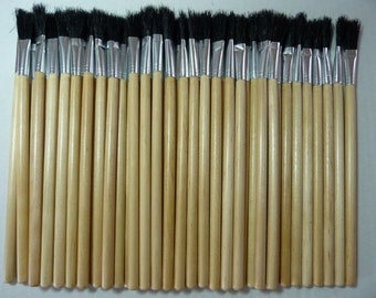 Neish Tools Flux or glue brush pack of 50