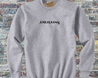 871d0df4 Sweetener Sweater - No Tears Left to Cry Sweatshirt - High Quality - Tour  Sweater