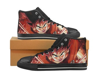 fb260bcc9bd2 Dragon ball z shoes