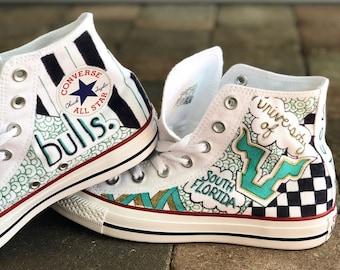 b498ee86e1ec99 ANY SCHOOL Custom College Converse Sneakers