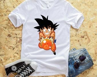 3b54b1b50958 Goku T shirt Unisex