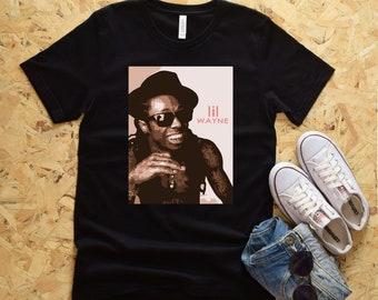 fbe4ab2efc8b99 Lil Wayne Cartoon Unisex T