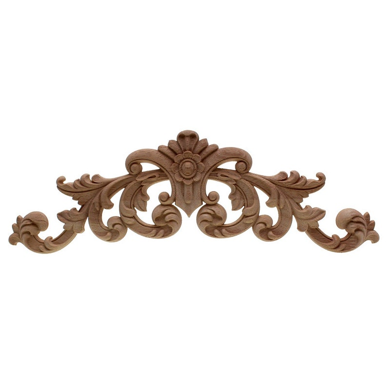 Wood Home Decoration Accessories Wooden Cupboard Doors And Windows Small Decorative Floral Applique Mini Crossbow Kawaii