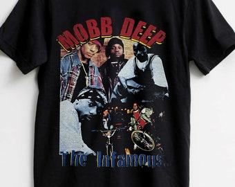 d47c4118d6ee Mobb Deep vintage Duo HIP HOP T-shirt Size Best Item S - XXL