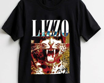 d03b34b7ff38 LIZZO – Wild Graphic Vintage T-shirt Size Best Item S - XXL