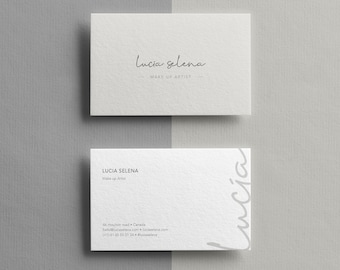 Business Card Psd Etsy