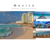 Desktop Lightroom Presets - Mexico Blue Colour