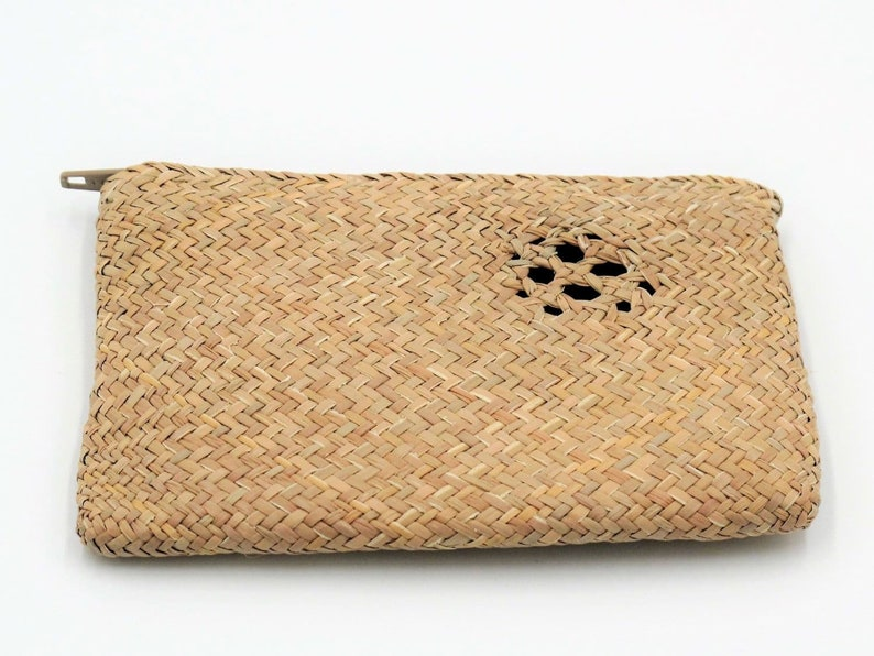 Handwoven Purse \u2013 Chinese Handmade Gifts \u2013 Chinese Decoration \u2013 Formosa Handmade \u2013 Unisex \u2013 Lightweight \u2013 Tenka Coin Purse Straw Purse