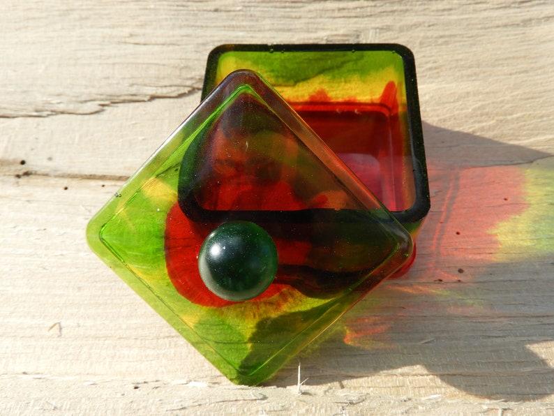 Jewellery bowls Rastafari