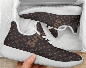 Custom Louis Vuitton Shoe, Louis Vuitton Supreme Sneaker, Louis Vuitton  Art, Supreme Vuitton, Designer Shoe Print, Louis Vuitton Inspired 969da731bfc