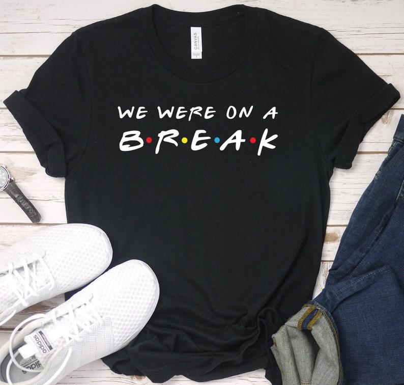 Estábamos en una camisa de descanso / camiseta de tanque / | Etsy