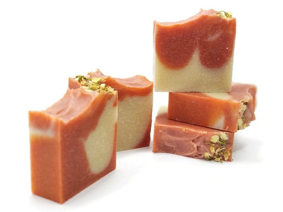 Chocolate Amber Artisan Soap