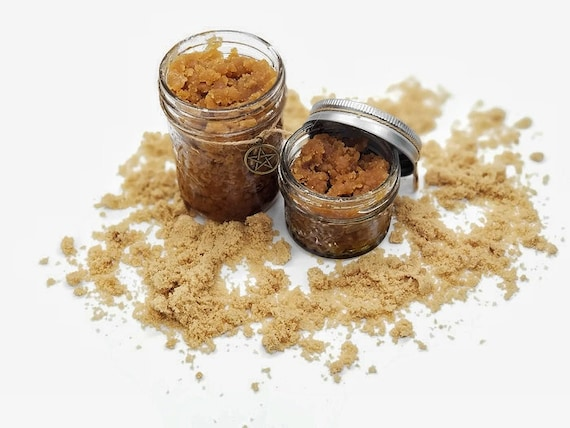 Cinnamon Brown Sugar Scrub