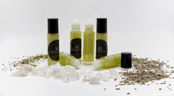 Headache Relief Herbal Oil