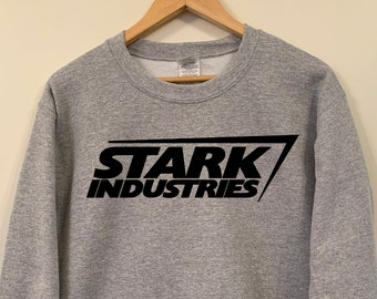 3f963493 Stark Industries iron man inspired adults unisex Sweatshirt