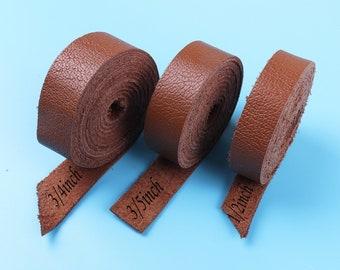 88165a77bd9a Flat leather strap