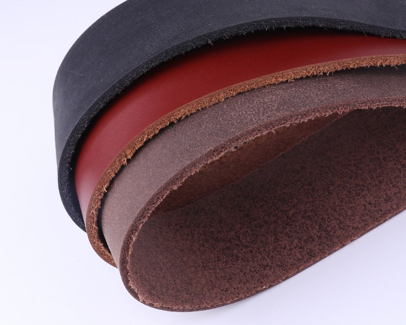 1 inch coffee Leather strips,Leather For Belts,Italian genuine Leather,Leather Straps,Cowhide Leather,Leather For Bag Straps,Leather Cord
