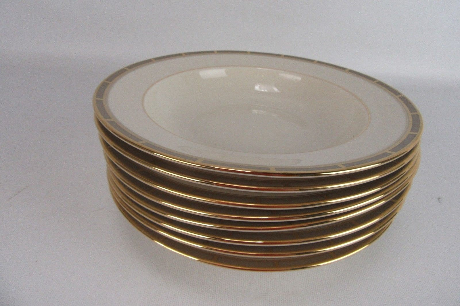 Lenox Desert Vista Lot of 4 Excellent Condition Creamer Sugar Platter /& Bowl