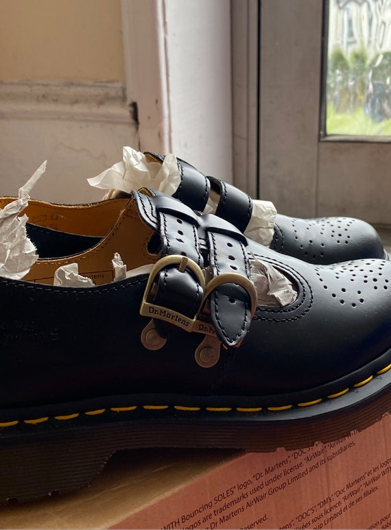 Dr. Martens Mary Jane Shoes - image 2
