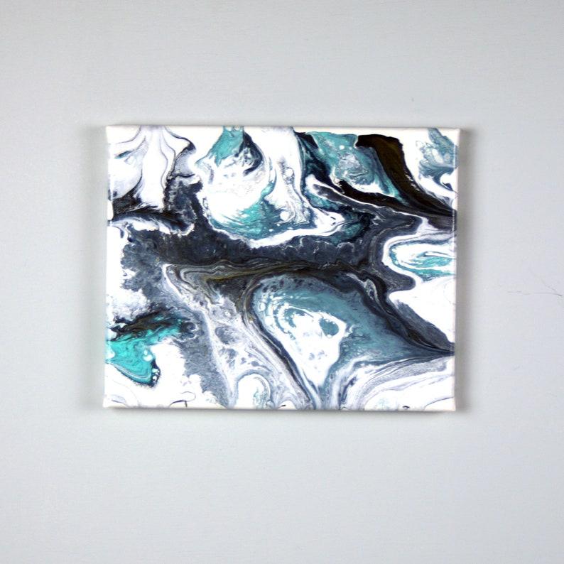Fluid Art Painting Color Combos
