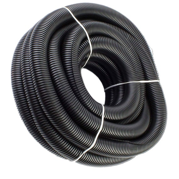 "25 FT 1//8/"" Black Blue Expandable Wire Sleeving Sheathing Braided Loom Tubing US"