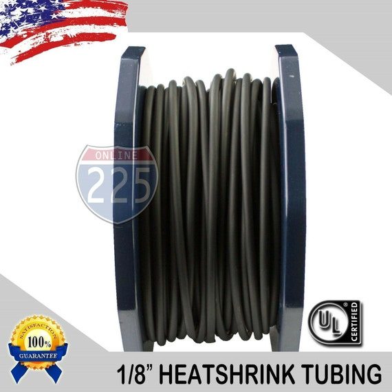 100 FT Black Expandable Wire Cable Sleeving Braided Tubing LOT ALL SIZES  1 FT