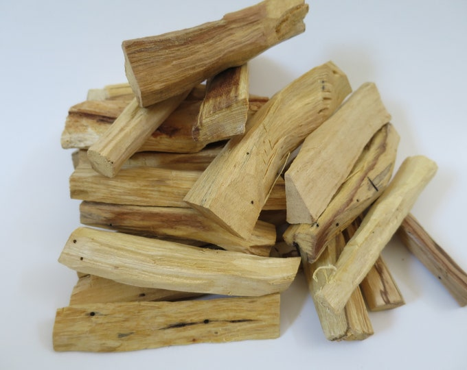 Palo Santo Holy wood, Energy Cleansing, Choose Number of stick