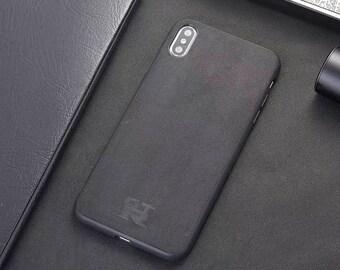 iphone 7 suede phone cases