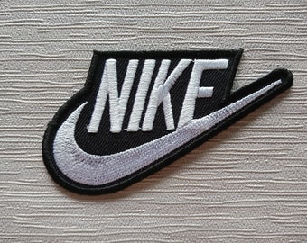 e3ddadbb3 DIY NIKE Sports wear Embrodered Patches Iron or Sew on Coat Jacket bag hat