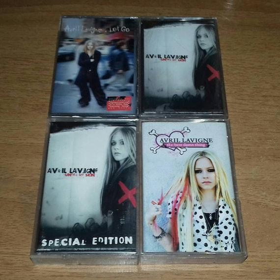 Avril Lavigne sign/é disque dor