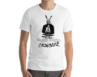 Donnie Darko T Shirt 28 06 42 12 Countdown Graphic TShirt